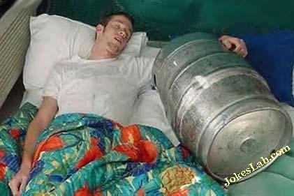 fuuny drunken man