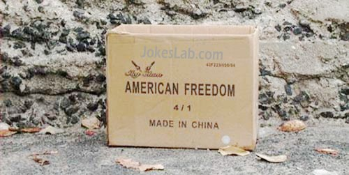 made-in-china freedom