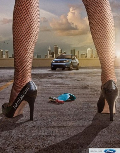 funny-and-sexy-Advertisements-ford-car