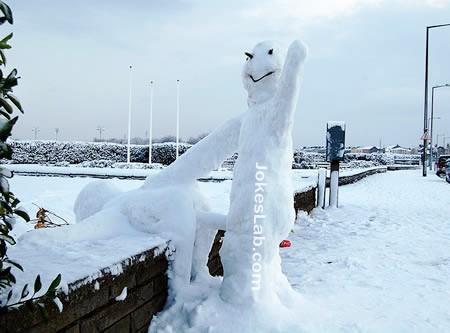 porn-snow-man