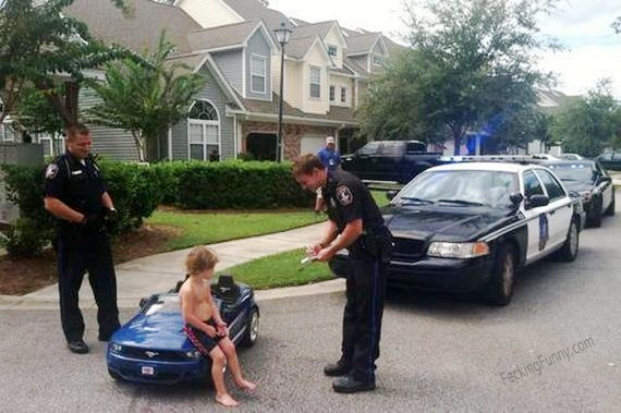 baby-get-first-traffic-ticket