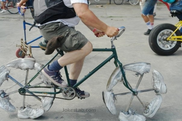 funny-shoes-bicycles