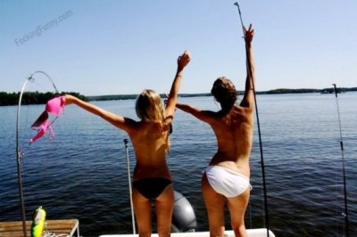 girls-fishing-with-bra