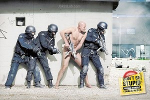 funny condom ad, protect yourself from fire