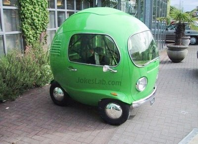 funny Japanese compact car