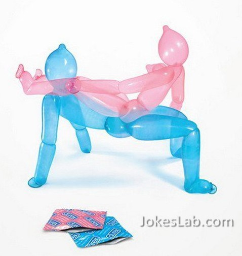 funny Durex condom ads: mating condoms
