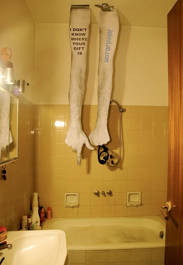 funny toilet utility, I don