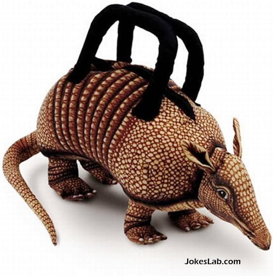 funny handbag, animal for woman