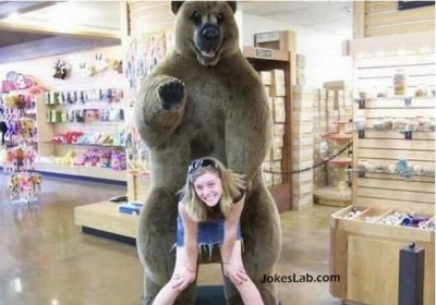 funny-pose-a-girl-fucked-by-a-bear