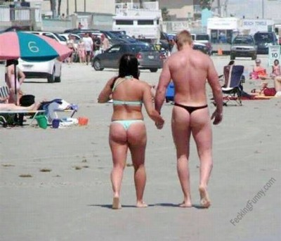 funny-man-in-thong-in-beach